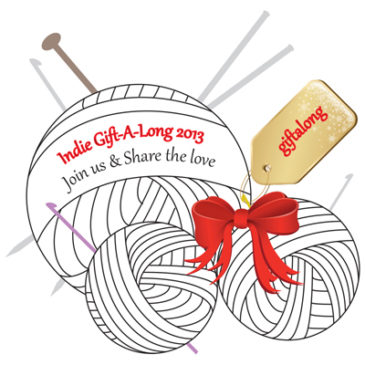 Indie Design Gift-A-Long Goes Live on Ravelry!