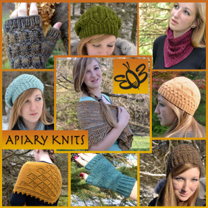 2014 Indie Designer Gift-a-long - Apiary Knits