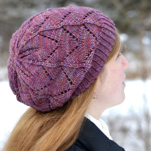 Frosted Primrose Hat