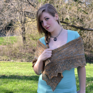 Artifact Shawlette