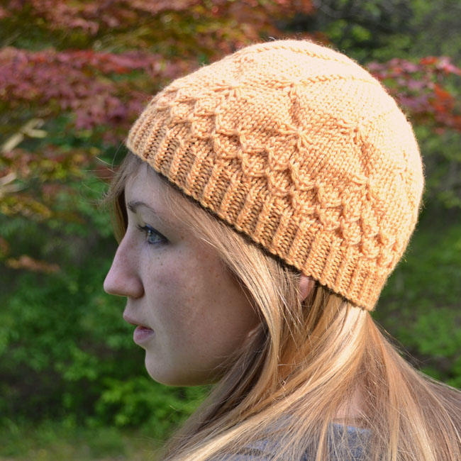 Honeybee Cap and Beret