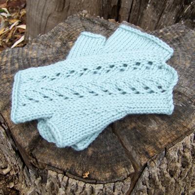 Isabel Fingerless Gloves
