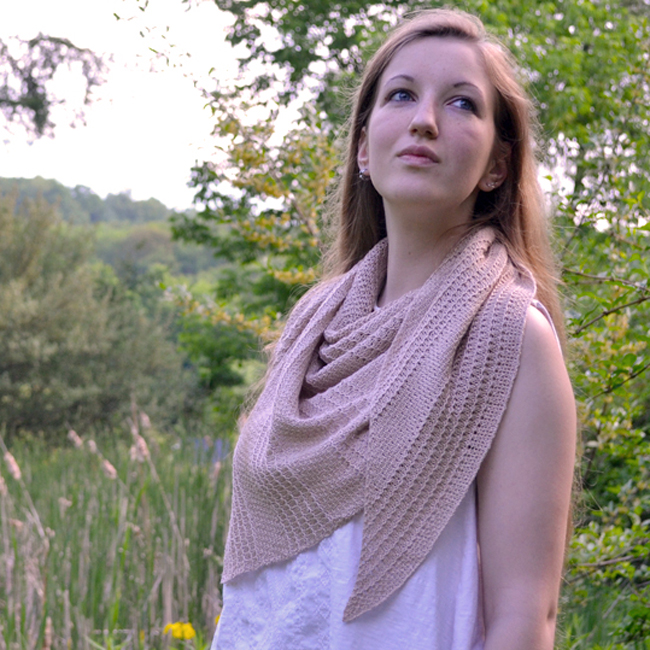 Thoreau's Pond Shawl