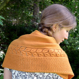 Heirloom Cultivar Shawl