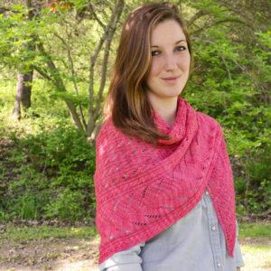 Tulip Lea Shawl