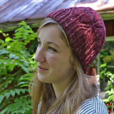Autumn Flora Hat
