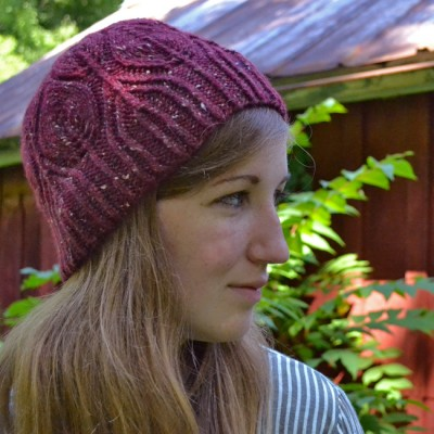 Autumn Flora Hat