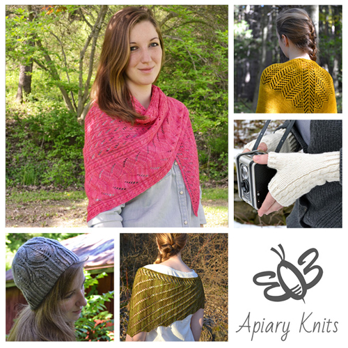 Apiary Knits 2016 GAL Collage