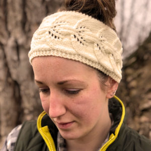 Snowy Pines Headband