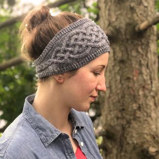 Celtic Roots Headband