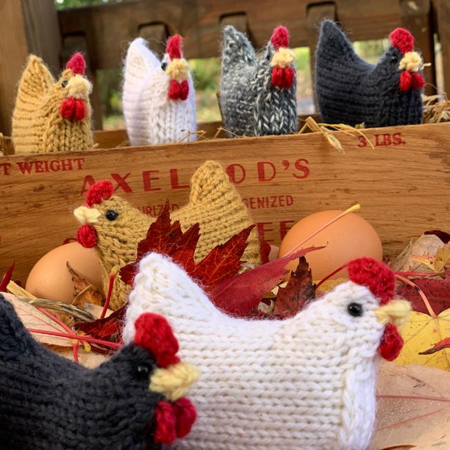 Pocket Hen - Flock