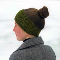 Lochmoor Headband Left Side