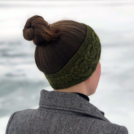 Lochmoor Headband Right Side